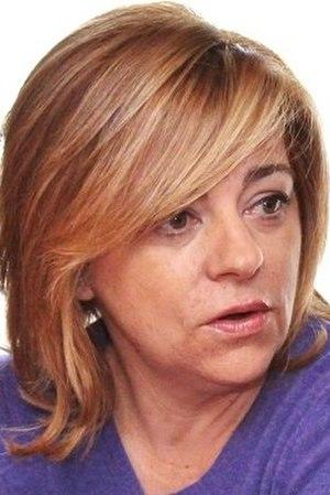 European Parliament election, 2014 (Spain) - Image: Elena Valenciano 2012 (cropped)