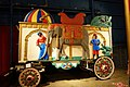 Elephant Bandwagon, Sells-Floto & Buffalo Bill's Wild West, Hagenbeck-Wallace Circus, c. 1906, wood and iron - Circus Museum - John and Mable Ringling Museum of Art - Sarasota, FL - DSC00414.jpg