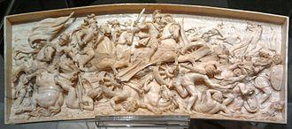 Publius Cornelius Scipio - Image: Elhafen Battle of Hannibal and Scipio