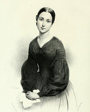 Charles-Joseph Traviès de Villers - Image: Elisa Julian by Traviès de Villers