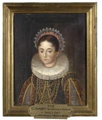Elisabet, 1549-1597, prinsessa av Sverige, hertiginna av Mecklenburg