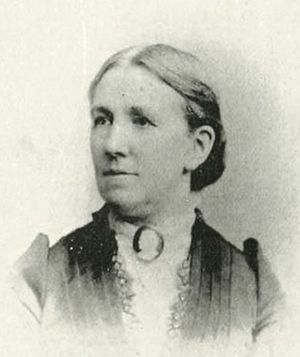 Elizabeth Powell Bond - Elizabeth Powell Bond, ca. 1893