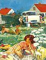 Ellgaard, Die Ruhe vor dem Sturm, 1960.jpg