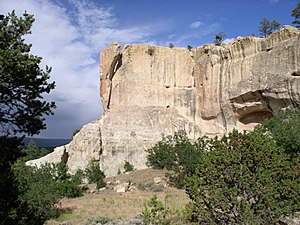 Trail of the Ancients Scenic Byway (New Mexico) - El Morro National Monument