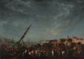 Embarque da Família Real para o Brasil - Nicolas-Louis-Albert Delerive, attrib. (Museu Nacional dos Coches).png