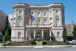 Embassy of Cuba in Washington, D.C.