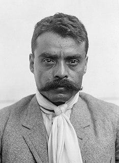 Emiliano Zapata Mexican revolutionary
