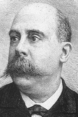 Spanish general election, 1881 - Image: Emilio Castelar (cropped)