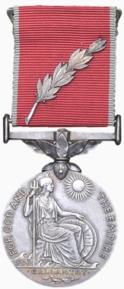 Медаль Империи Галантности, аверс.png