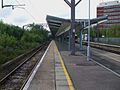 Enfield Town stn platform 1 northbound.JPG