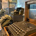Enigma and decoder at Discovery Park of America.jpg