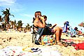 Enjoying the Beach at Lauderdale-by-the-Sea Florida 09.jpg