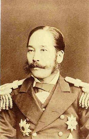 Enomoto Takeaki - Viscount Enomoto Takeaki
