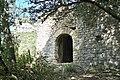 Entrada a l'ermita de Sant Jaume del Mas de Cases.JPG