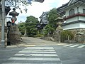 Entrance of Zenkoji - 善光寺入り口(長野県長野市) - panoramio.jpg