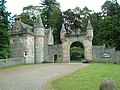 Entrance to Blair Castle - geograph.org.uk - 197861.jpg