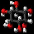 Epi-Inositol molecule ball.png