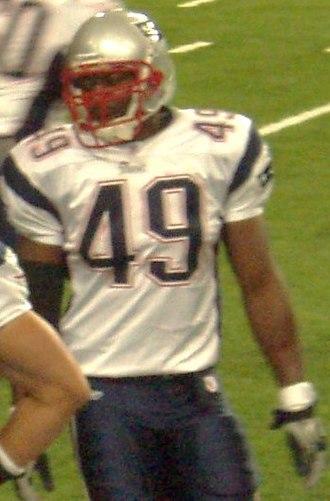Eric Alexander (American football) - Alexander in 2005.