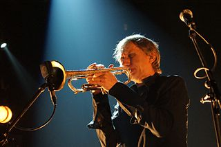 Erik Truffaz French jazz trumpeter and composer