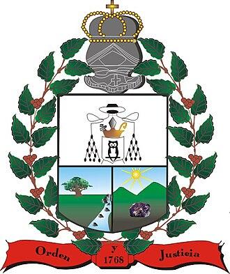 Alpujarra, Tolima - Image: Escudo Alpujarra