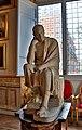 Escultura del filòsof Aristip (s. I aC), Galeria Spada, Roma.jpg