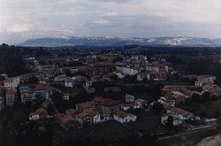 Espinosa de los Monteros panoramic view, 1996