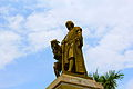 Estatua Cristóbal Colón (Paseo Washington)..JPG