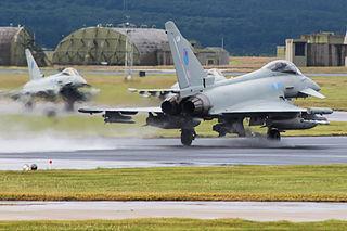 RAF Lossiemouth Royal Air Force main operating base in Moray, Scotland