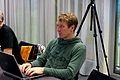 Europeana Sounds Edit-a-Thon 1- Participants Editing Wikipedia - 15642526943.jpg