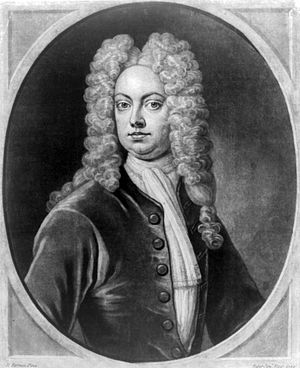 Eustace Budgell - Image: Eustace Budgell by John Faber 1720