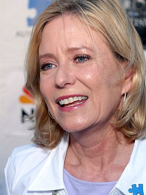 "Eve Plumb - Plumb attending a ""Heroes for Autism"" event in Hollywood, California, April 2009"