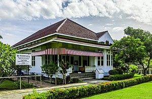 Bengkulu (city) - Image: Exile house of Sukarno, Bengkulu 2015 04 19 06