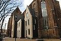 Exterior entrance buildings of the transformated Broerenkerk building into Bookshop Waanders - panoramio.jpg