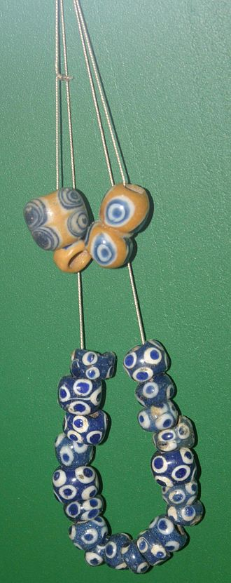 Nazar (amulet) - eye beads