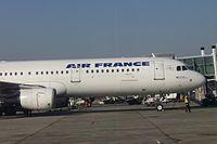 F-GTAM - A321 - Air France