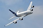 F-WWOW A380 LBG SIAE 2015 (18897637732).jpg