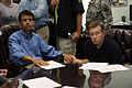 FEMA - 37919 - Governor Jindal and Parish President Claudet in Louisiana.jpg