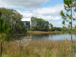 Florida Gulf Coast University - FGCU's Library Complex