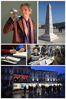 Angoulême International Comics Festival French comics convention