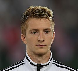 FIFA WC-qualification 2014 - Austria vs. Germany 2012-09-11 - Marco Reus 01.JPG
