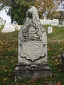 Faber (Franklin), Allegheny Cemetery, 2015-10-27, 01.jpg