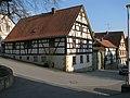 Fachwerkhäuser Wülfershausen an der Saale.JPG