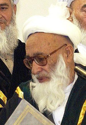 Faisal Ahmad Shinwari - Faisal Ahmad Shinwari, December 2004