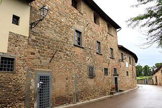 House of Machiavelli Niccolò Machiavellis house while in exile