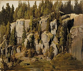 Rapakivi Rocks ; Weathered Rocks