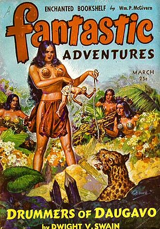 Pasties - Image: Fantastic adventures 194303