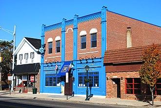 Farmington, Michigan - Downtown Farmington