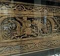Fatimid palace wooden beams MIA 03.jpg