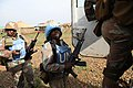 Female combat troops of South African Contingent in MONUSCO on robust foot and moblile patrols 41.jpg