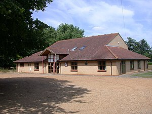 Fen Drayton - Image: Fen Drayton Village Hall geograph.org.uk 903993